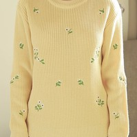 Small Sprout Knit