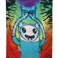 Finn The Human Adventure Time Tapestry EDM Decor