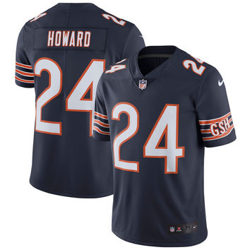 Men's Chicago Bears Jordan Howard Nike Navy Vapor Untouchable Limited Player Jersey