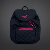 Quilted So Cal Backpack