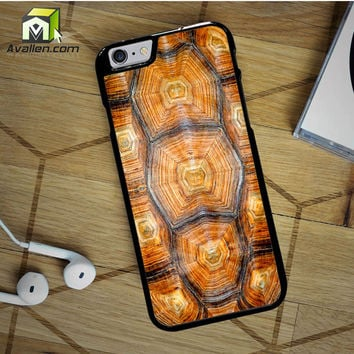 turtle shell iPhone 6S case by Avallen