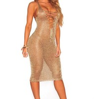 ELI BEACH COVER UP DEAL (Ready to Ship)