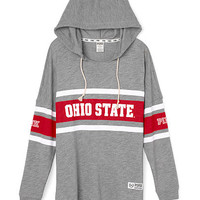 The Ohio State University Varsity Pullover Hoodie - PINK - Victoria's Secret