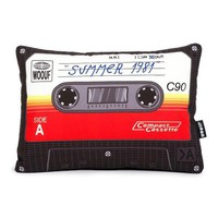Throwback Cassette Pillow
