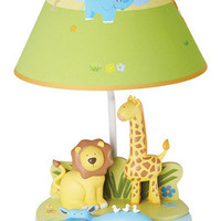 Guidecraft Savanna Smiles Tabletop Lamp - G86807