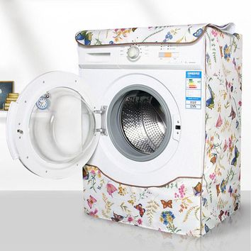 Durable Waterproof Washing Machine Case Cover