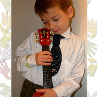 crochet tie/neck tie/crochet necktie/boys goft/photo prop/ gift for little boys