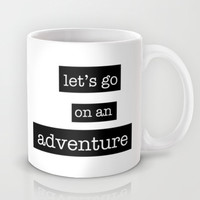 Adventure Mug by M Studio