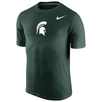 Nike Michigan State Spartans Sideline Legend Dri-FIT Performance Tee