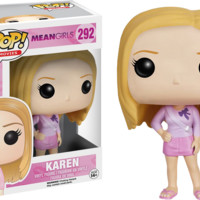 Mean Girls - Karen Pop! Vinyl Figure
