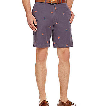 Cremieux Madison Lobster Shorts - Faded Navy