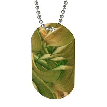 Earth Mother Dog Tag