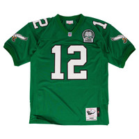 Mitchell & Ness Randall Cunningham 1992 Authentic Jersey Philadelphia Eagles In Green
