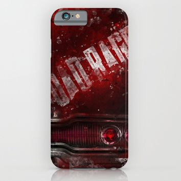Road rage iPhone & iPod Case by HappyMelvin