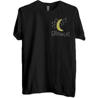 Goodnight Shirt BY CHRISTIAN NOVELLI Stay Happy Stay Weird