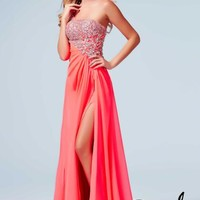 Cassandra Stone 64662A at Prom Dress Shop