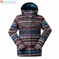 High Quality Winter Snowboard Skiing Jackets Women
