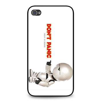 Hitchhikers Guide to the Galaxy Robot iPhone 4 | 4S Case