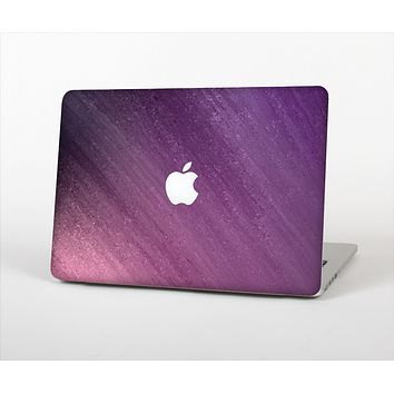 "The Purple Dust Skin Set for the Apple MacBook Pro 13"" with Retina Display"
