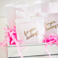 Shop Sweet Lulu - 'For You Darling' Favor Bags