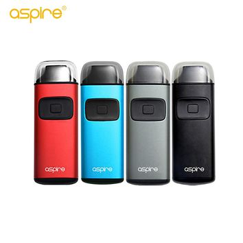 Aspire Breeze All-In-One Kit 2ml capacity 650mAh built-in battery with 0.6ohm aspire breeze coil vape kit easy to carry