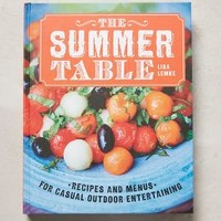 The Summer Table by Anthropologie Red Motif One Size Gifts