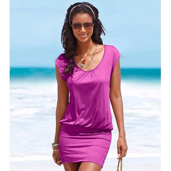 Women Summer Style Dress