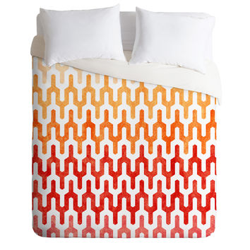 Arcturus Warm 1 Duvet Cover