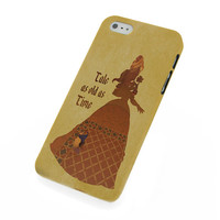 DIsney Belle Beauty and the Beast QUote 3D Logo for your Device.