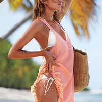 Tassel Cover-up Tunic - Victoria's Secret