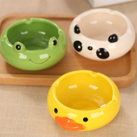 Pottery Innovative Decoration Adorable Pet Print Home Decor [6281772806]