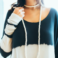 Aledo Double Wrap Necklace