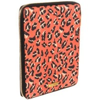 Rebecca Minkoff Touch And Go Ipad Case,Red,one size