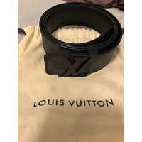 Louis Vuitton Initiales Damier Belt Size 100/40 M9808S AUTHENTIC