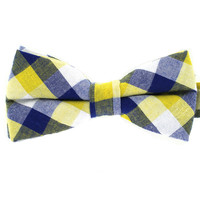 Tok Tok Designs Baby Bow Tie for 14 Months or Up (BK25, 100% Cotton)