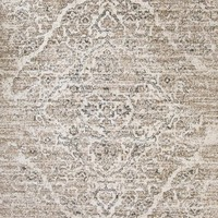 2046 Beige Distressed Oriental Area Rugs