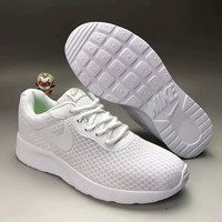 """NIKE"" Fashion Casual Stitching Breathable Net Unisex Ultra-light Sneakers Couple Running Shoes"