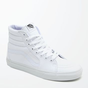 Vans White Sk8-Hi Shoes at PacSun.com