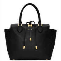 Michael Kors Large Miranda Quilted Tote