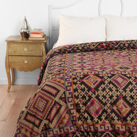 Urban Outfitters - Magical Thinking Ancient Geo Duvet Cover
