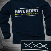HAVE HEART LINES L/S