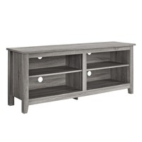 """58"""" Driftwood TV Stand Console"""