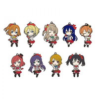 Nendoroid Plus: Love Live! Rubber Straps Vol. 1 (Single Piece / Random)