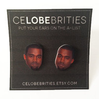 Kanye Earrings