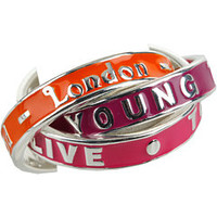 Vivienne Westwood VWR011RP Too Fast To Live Ring