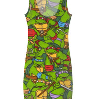 Another tmnt dress
