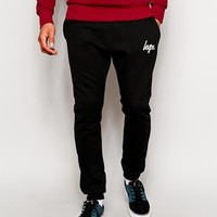 Hype Cuffed Sweatpants - Black