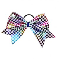 Multi Dot Hair Bow | Shop Justice