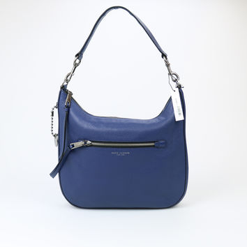 Marc by Marc Jacobs Recruit Leather Hobo