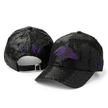 Baltimore Ravens Sequin Hat - PINK - Victoria's Secret